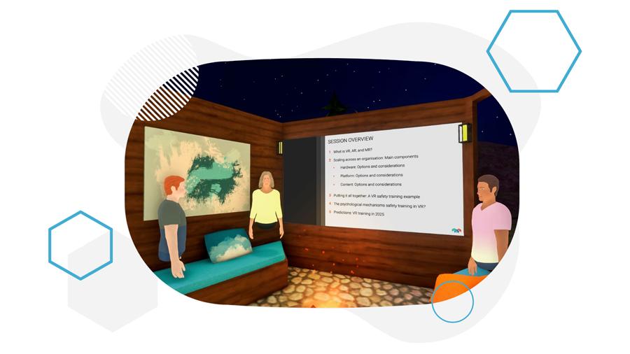 Facilitate learning space